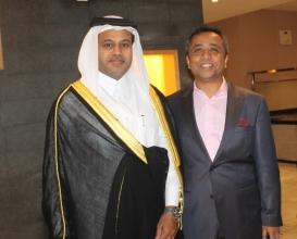 Honorary Colsul of the Czech Republic, Mr. A.S.M. Mohiuddin Monem with H.E. Ahmed Mohamed Al-Dehaimi.jpg