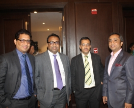 Honorary Colsul of the Czech Republic, Mr. A.S.M. Mohiuddin Monem with Mr. Dewan Ali Ashraf,Director (SMO).JPG