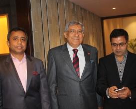 Honorary Consul Mr. A.S.M. Mohiuddin Monem with the H.E. Mahmoud Yehia Mohamed Ezzat Mostafa (Ambassador of Arab Republic of Egypt to Bangladesh).jpg